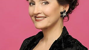 Robin Strasser is Naughty (Not Nice) on One Life to Live's Christmas Episode