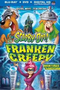 Scooby-Doo! Frankencreepy as Shaggy Rogers