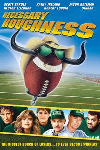 Necessary Roughness as Suzanne Carter