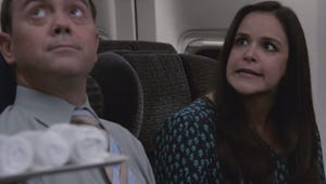 Brooklyn Nine-Nine Season Finale Exclusive: Santiago Loses Her Cool on a First Class Flight