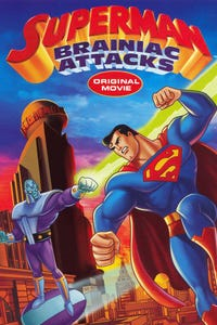 Superman: Brainiac Attacks as Superman/Clark Kent