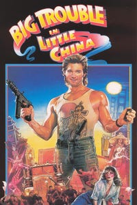 Big Trouble in Little China as Jack Burton
