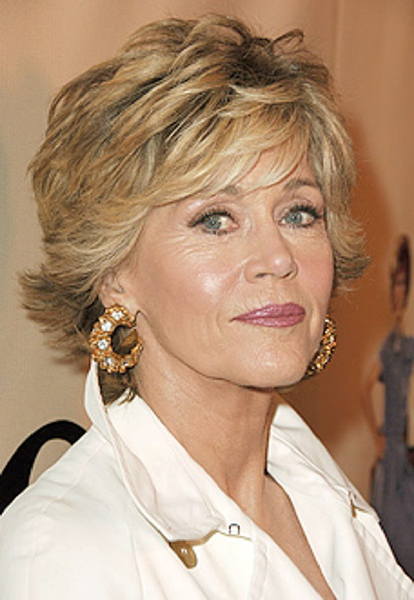 """Jane Fonda - """"9 to 5"""" 25th Anniversary Special Edition DVD Launch Party - 2006"""