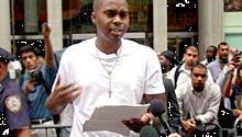 "Rapper Nas Raps on ""Race-Baiting"" Fox News"