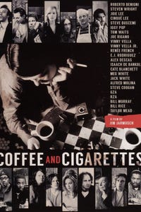 Coffee and Cigarettes as Waiter