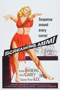 Screaming Mimi as Virginia Wilson