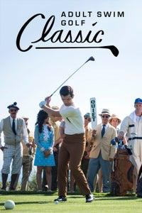 The Adult Swim Golf Classic as Adam Scott
