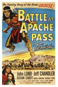 The Battle at Apache Pass as Mescal Jack