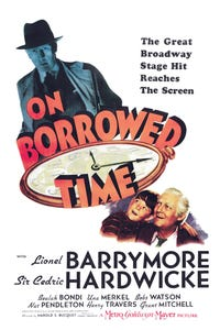 On Borrowed Time as Dr. Evans