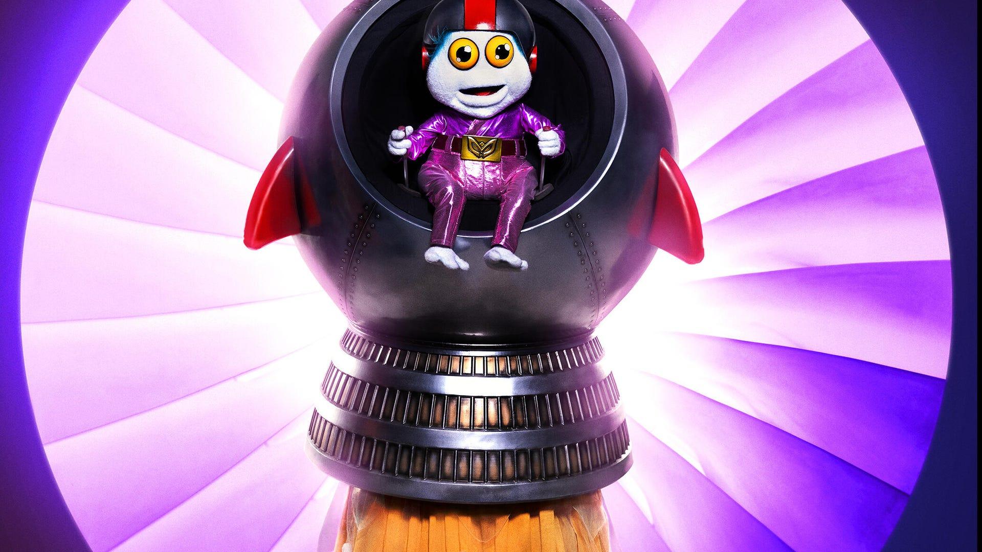 Rocket, Masked Singer
