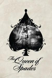 The Queen of Spades as Fyodor