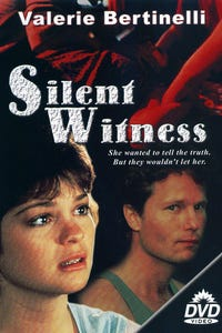 Silent Witness as Anna Dunne