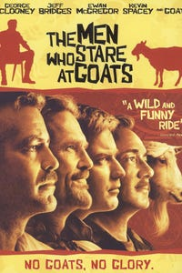 The Men Who Stare at Goats as Brigadier General Dean Hopgood