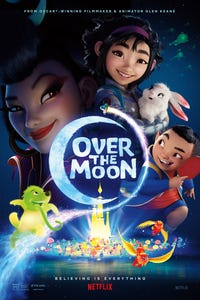 Over the Moon as Mrs. Zhong(voice)