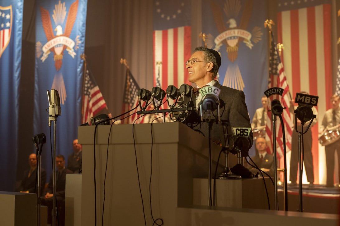 John Turturro, The Plot Against America