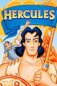 Hercules as Hades