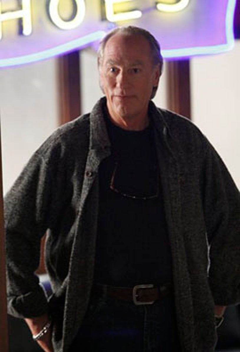 "Parenthood - Season 1 - ""The Deep End of the Pool"" - Craig T. Nelson as Zeek Braverman"
