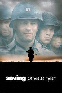 Saving Private Ryan as Soldier on the Beach