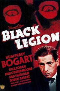 Black Legion as Judge