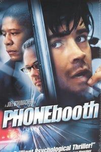 Phone Booth as Pamela McFadden