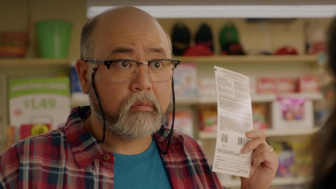 Paul Sun-Hyung Lee, Kim's Convenience