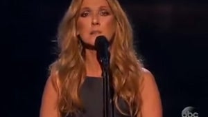 Watch Celine Dion's Emotional Tribute to Paris at the AMAs
