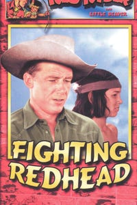 The Fighting Redhead as O'Connor