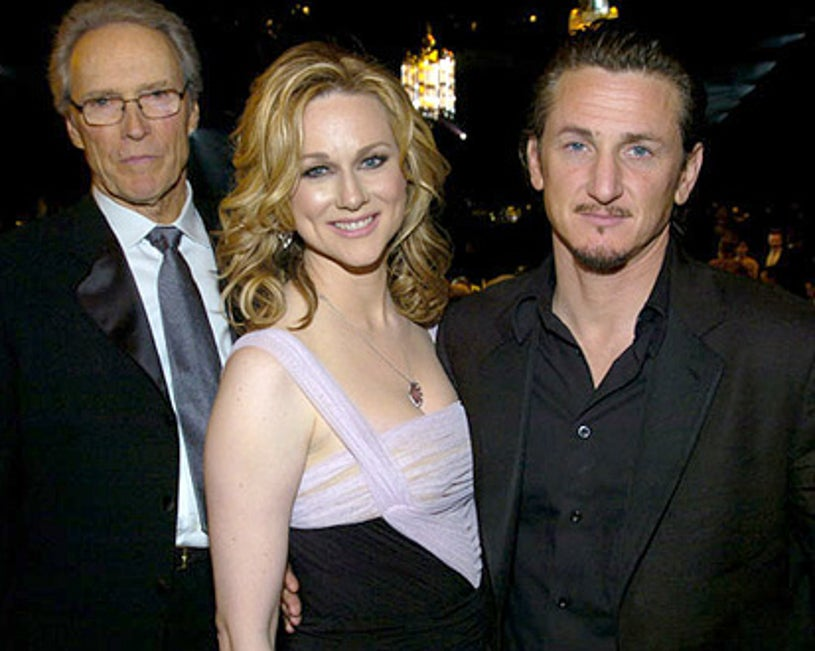 Clint Eastwood, Laura Linney and Sean Penn - 10th Annual Screen Actors Guild Awards