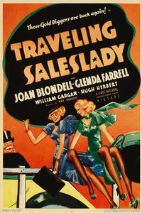 Traveling Saleslady as Pat O'Connor