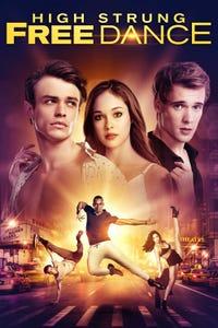 High Strung Free Dance as Oksana