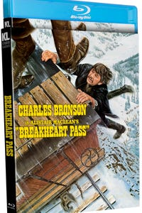 Breakheart Pass as Marshal Nathan Pearce