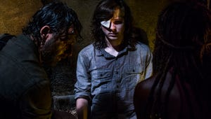 The Walking Dead: Here's How Carl Died