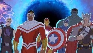 Marvel's Avengers Assemble Reports for Duty on Disney XD