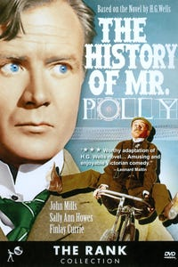 The History of Mr. Polly as Uncle Pentstemon