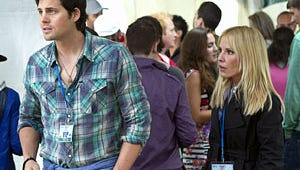 Life Unexpected's Caulfield: Emma Is In a Pressure Cooker and Baze Lifts the Lid Up