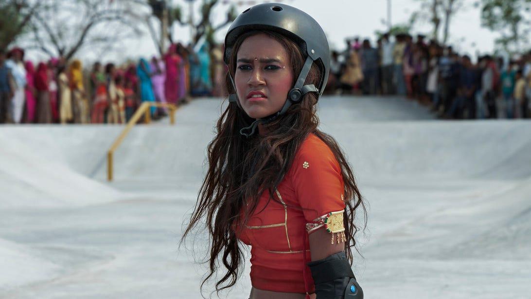 Rachel Saanchita Gupta, Skater Girl