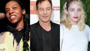 Jason Isaacs, Jemima Kirke, and Dua Saleh Join the Cast of Sex Education Season 3