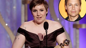 Why Did Lena Dunham Thank Chad Lowe in Her Globes Acceptance Speech?