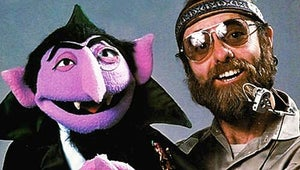 Jerry Nelson, the Voice of Sesame Street's Count, Dies at 78