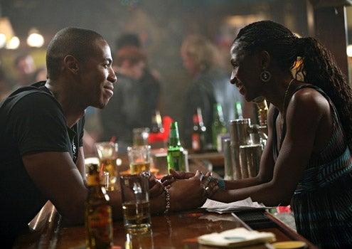 True Blood - Season 2 - Mehcad Brooks and Rutina Wesley