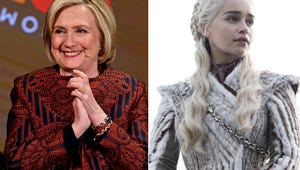Hillary Clinton Compares Her Experience in Politics to Game of Thrones