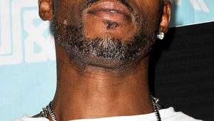 DMX Arrested for Driving Without a License