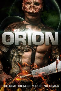 Orion as The Hunter