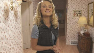 On the Set: AJ Michalka Takes Us Inside The Goldbergs' Totally '80s Home