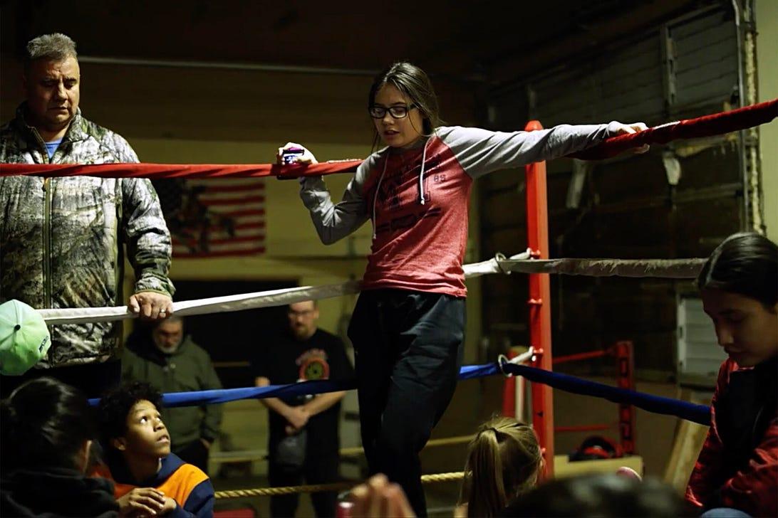 Blackfeet Boxing