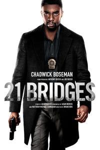 21 Bridges as Andre Davis