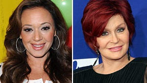 """Leah Remini: Sharon Osbourne Got Me Fired From The Talk For Being """"Ghetto"""""""