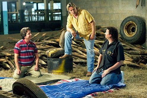 Eastbound & Down - Season 2 - Steve Little, Don Johnson and Danny McBride