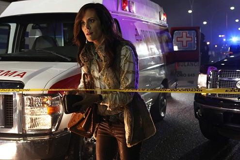 "The Bridge - Season 1 - ""Pilot"" - Annabeth Gish as Charlotte Millwright"