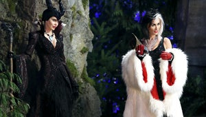 Mega Buzz: Is Once Upon a Time's Cruella the Mightiest Queen of Darkness?